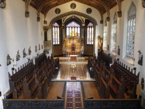 Oscott Chapel