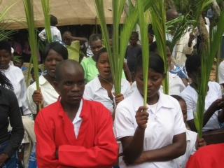 Palm Sunday Picture Chilobwe