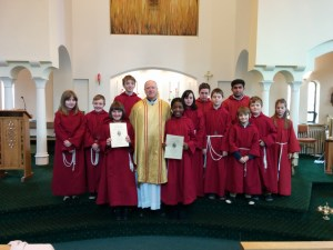 Picture of Altar Servers