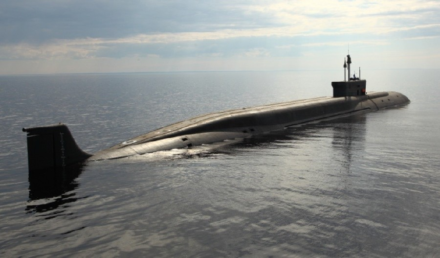 "Prince Vladimir"" Is the Most Powerful Submarine Ever Built ..."