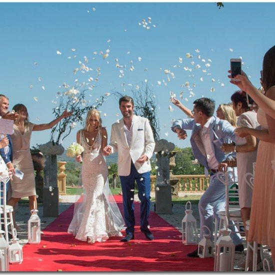 Photographe de mariages Avignon Toulon St