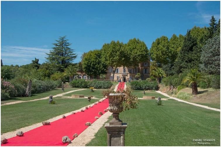 Photos de mariage Château de Robernier