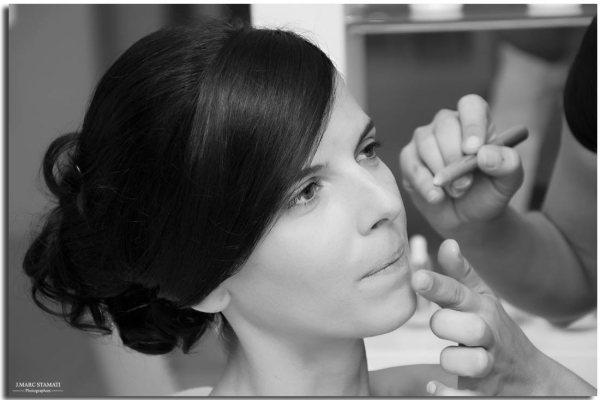 Maquillage - noir & blanc