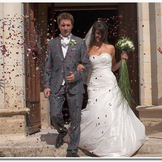 Photographe de mariages Uzès Avignon Nîmes, Montpellier Marseille
