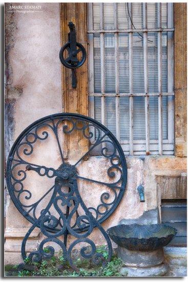 Lyon traboule , jean marc stamati photographe