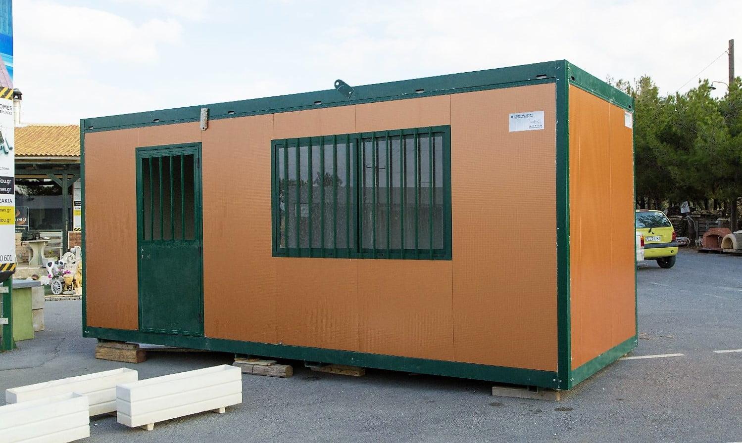 Box House 15 m²