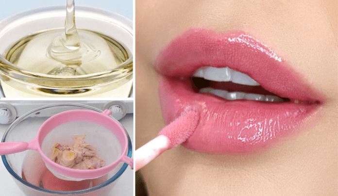 How to Make Lips Pink and Healthy at Home Naturally