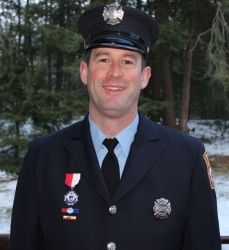 Firefighter William O'Connell (Group 2, Rescue 1)