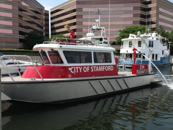 Stamford Fire Department Fire Boat