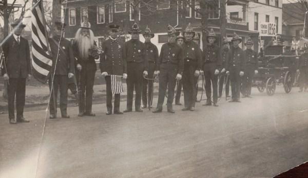1937 Firemans Convention Parade