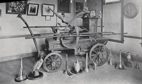 1st Hose Wagon