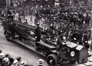 1915 American LaFrance