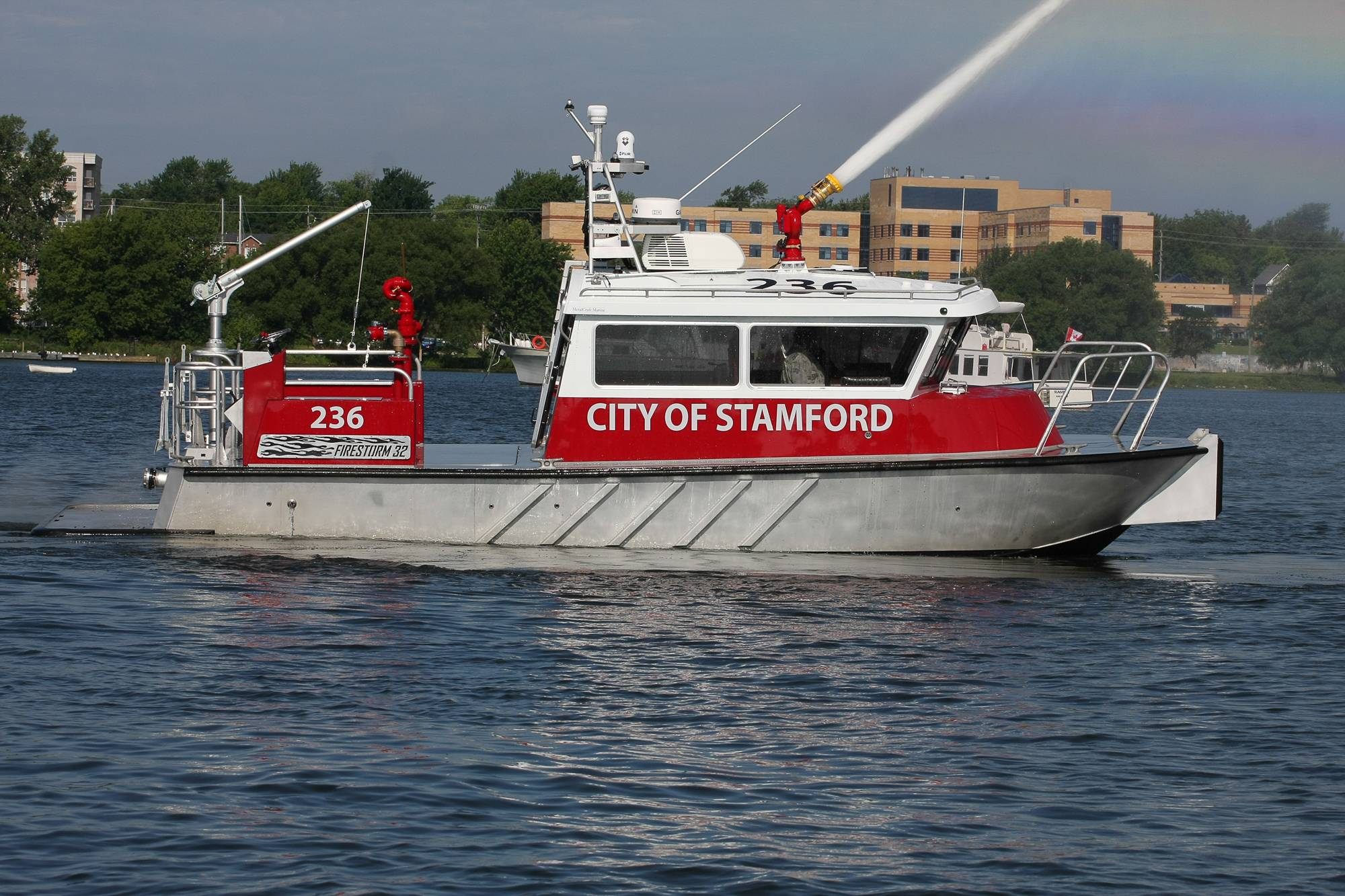 History of Stamford Fire Apparatus – Stamford Fire Department