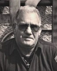 Firefighter Walt Smith