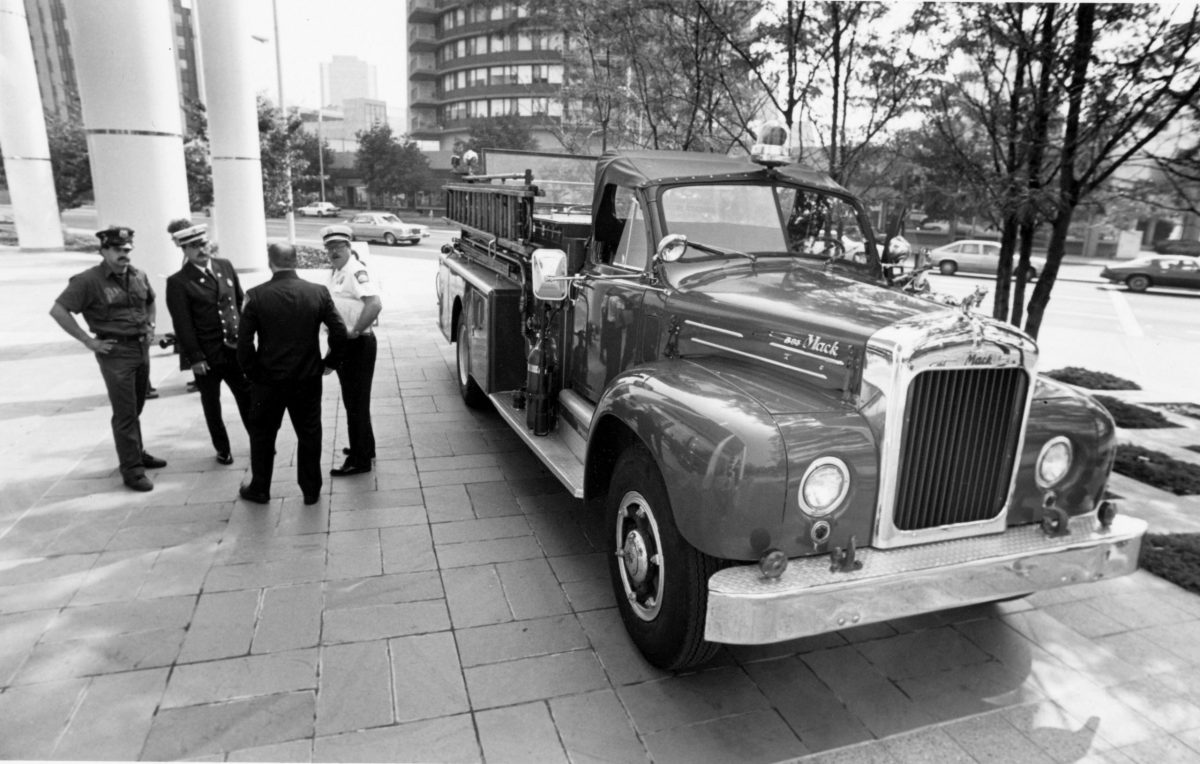 1962 750 GPM Pumper