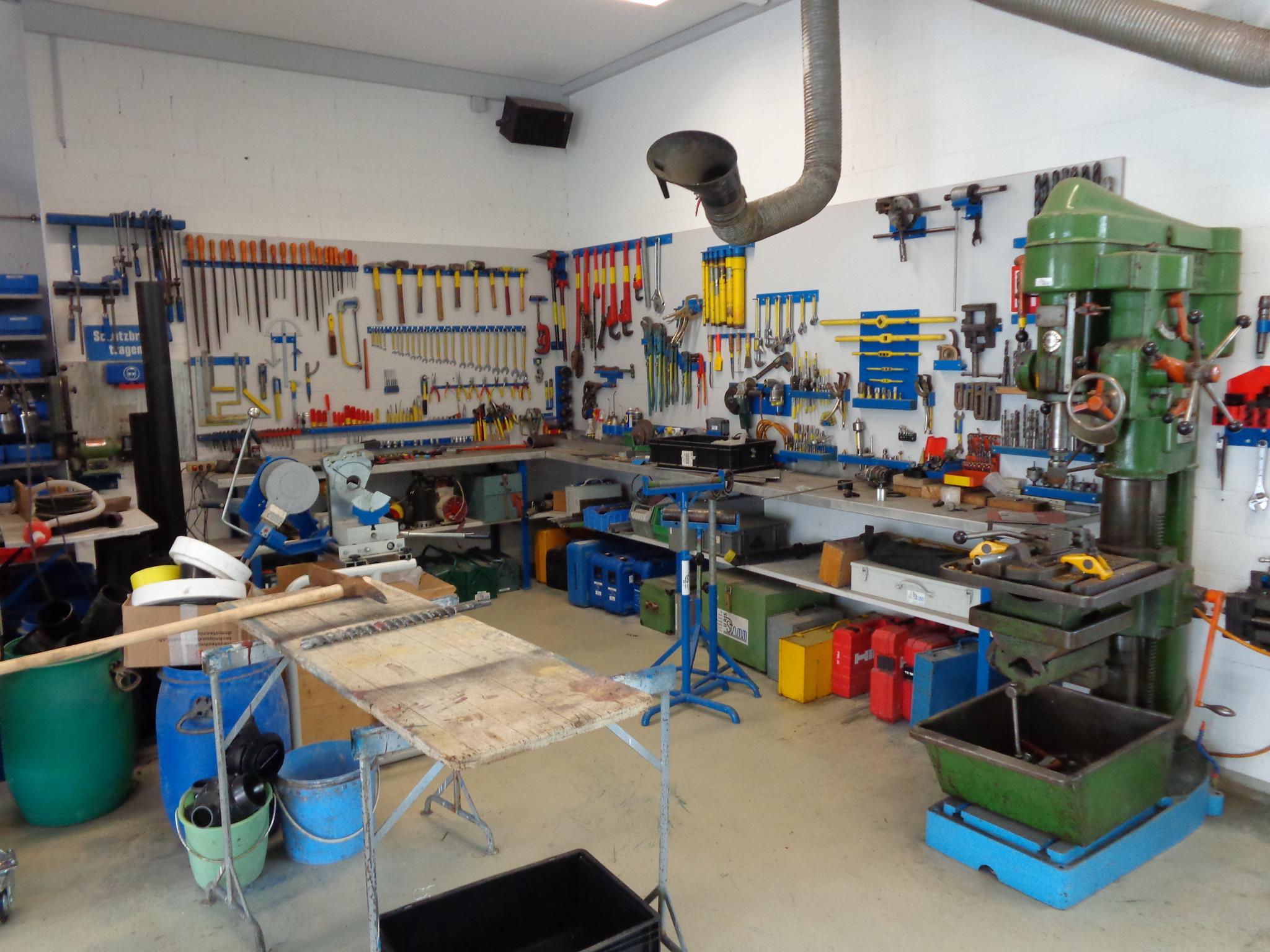 Werkstatt Einrichten Werkstatt With Werkstatt Einrichten