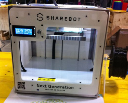 Sharebot NextGeneration