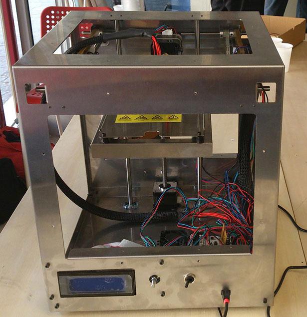 Sharebot Kiwi stampante 3D 03