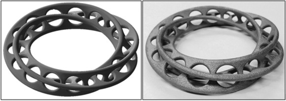 metallo novità mondo stampa 3D 2014