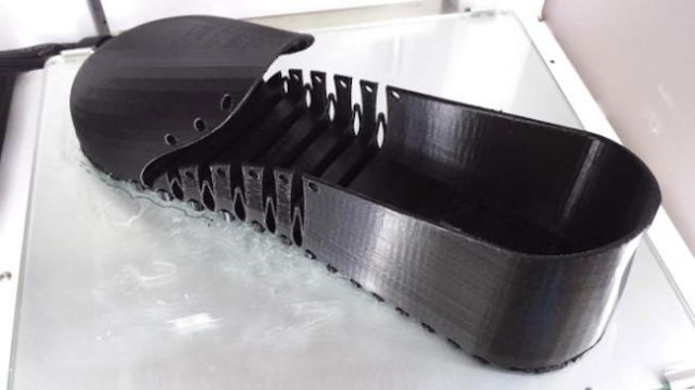 stampa 3d scarpe e jigger