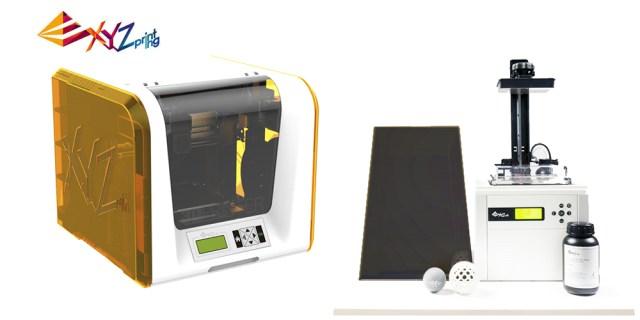 xyzprinting stampanti 3d