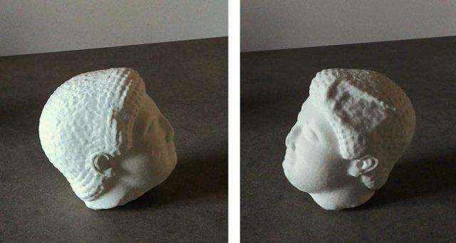 TreeD FIlaments filamento marmo