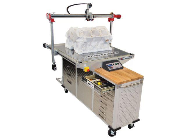 3DP-printer