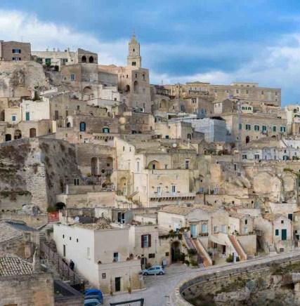 Matera capoluogo e seconda città della Basilicata
