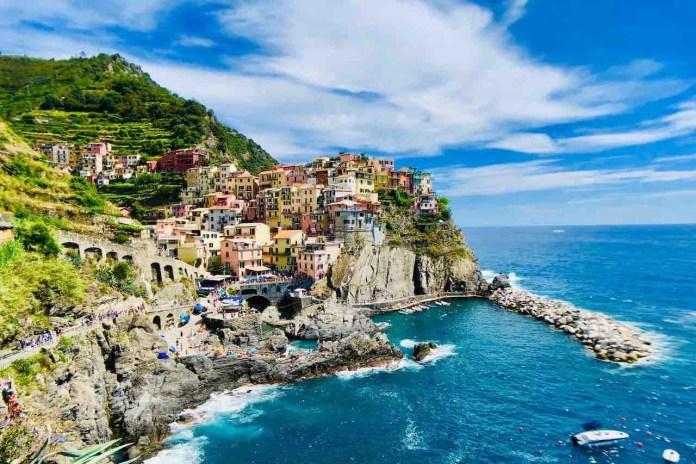 Vacanze in Italia: Cinque Terre