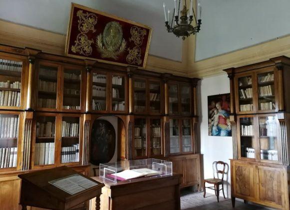 Biblioteca della cattedrale di Anagni