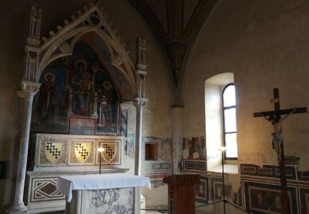 Cappella Caetani nella Cattedrale di Anagni