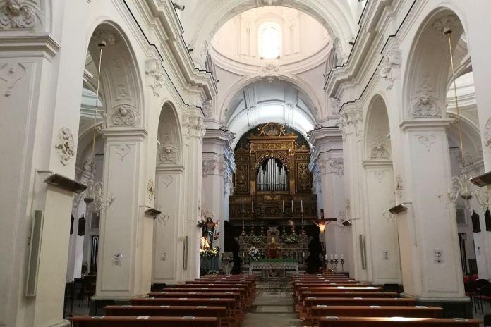 La chiesa di Santo Stefano a Capri