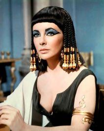 Costumi, Cleopatra interpretata da Elizabeth Taylor