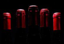 5 bottiglie di vino
