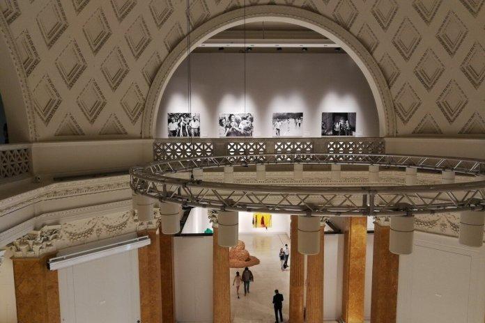 Zona gialla, riaprono le mostre del Palazzo delle Esposizioni