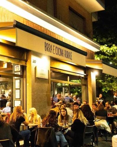 Zon esterna ristorante Brado