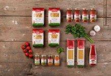 Coricelli, la nuova linea con prodotti mediterranei