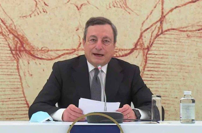 Ripresa del turismo, Mario Draghi dice che ci sarà al G20