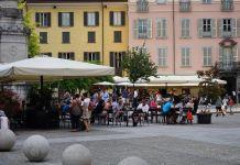 Riaperture, i ristoranti tornano ad aprire all'esterno