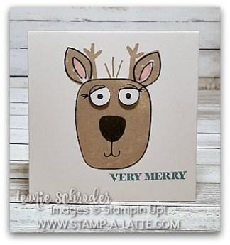 Very Merry Deer