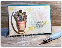 Crafting Forever - Leonie Schroder Independent Stampin' Up! Demonstrator Australia