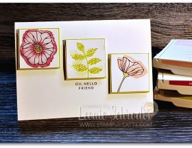 Oh So Eclectic by Leonie Schroder Independent Stampin' Up! Demonstrator Australia
