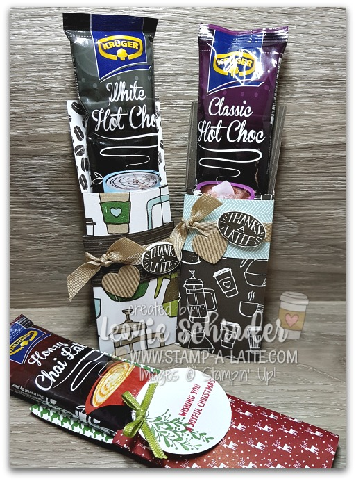 Petite Pocket Treats by Leonie Schroder Indpendent Stampin' Up! Demonstrator Australia
