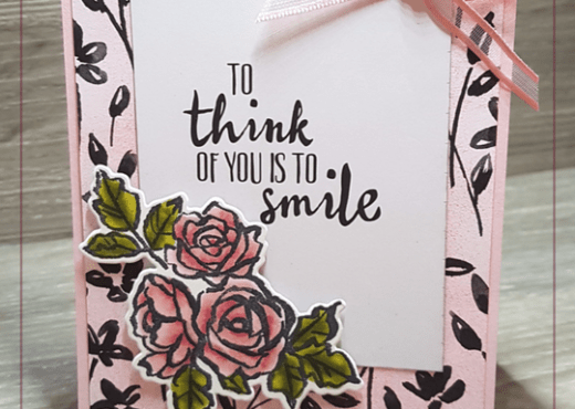 Petal Passion Card by Leonie Schroder Independent Stampin' Up! Demonstrator Australia