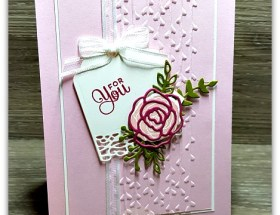 For You using Sweet Soiree Suite by Leonie Schroder Independent Stampin' Up! Demonstrator Australia