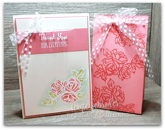 Petal Passion Roses for Mother's Day by Leonie Schroder Independent Stampin' Up! Demonstrator Australia