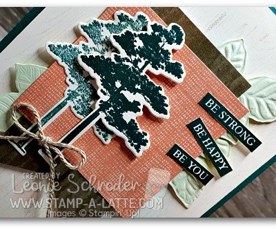Rooted in Nature Cased from the Catalogue by Leonie Schroder Independent Stampin' Up! Demonstrator Australia