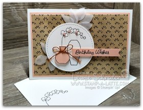 Pearl Orchids with Varied Vases by Leonie Schroder Independent Stampin' Up@ Demonstrator Australia