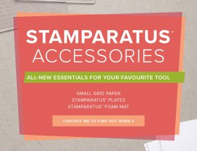 get your Stamparatus and Accessories from Leonie Schroder Independent Stampin' Up! Demonstrator Australia