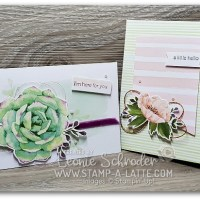 Notes of Kindess Alternate Projects from Leonie Schroder Independent Stampin' Up! Demonstrator Australia